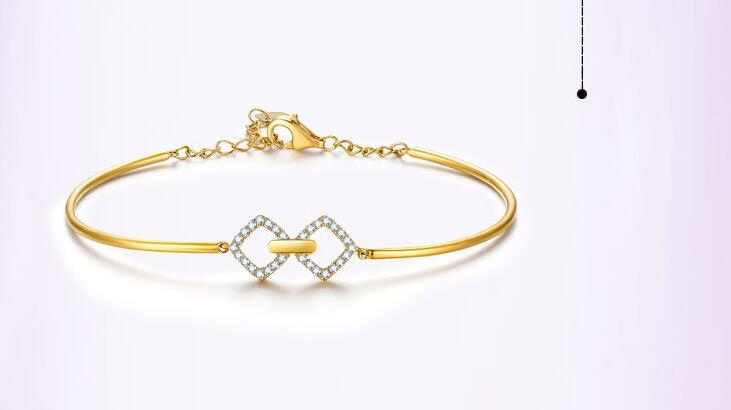 手链买铂金还是K金好,铂金手链什么款式好看?