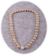 这条没有任何瑕疵的珍珠项链,你敢买吗?