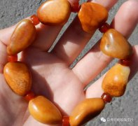 珠宝玉石类手串排名,让人喜欢的是和田玉原籽手串