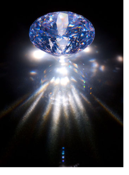 荧光对钻石有哪些影响?