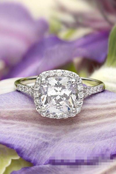 钻戒的形状 钻戒有哪些形状?