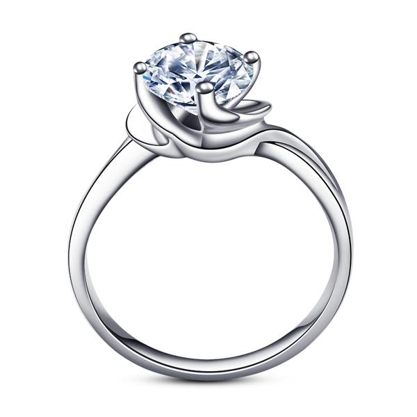 2011年钻石戒指款式