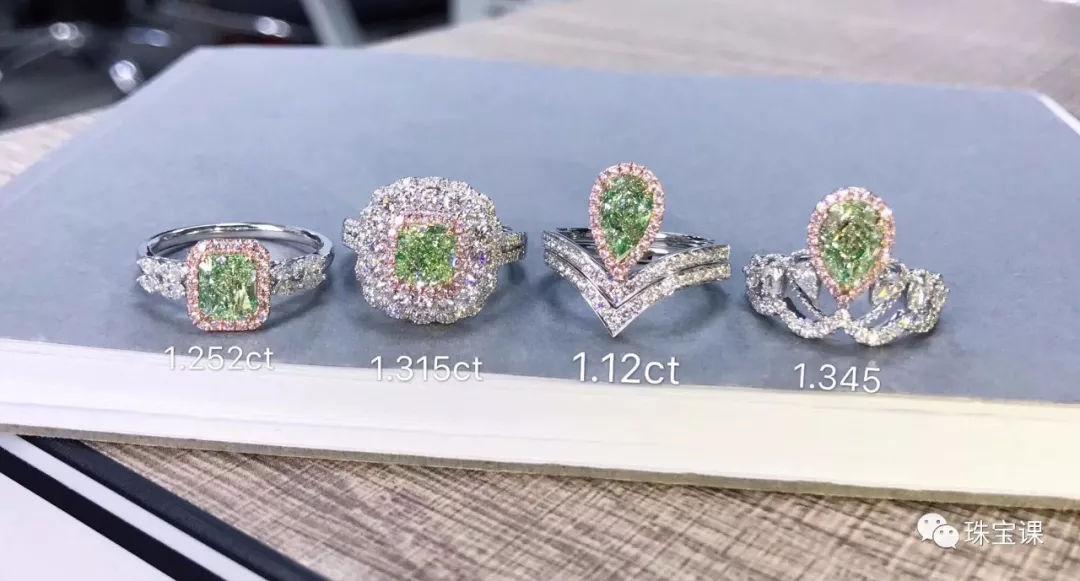 女式金戒指款式有哪些 哪些比较好看