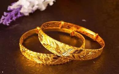 金银为主的二手珠宝