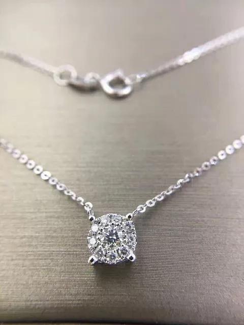 为什么钻石戒指都是k金做的-K金的优点