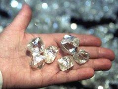 钻石的开采过程视频曝光!过程真是惊心动魄...