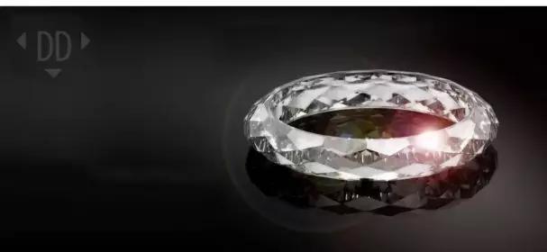 钻石做成的钻戒,你想象的出来吗?