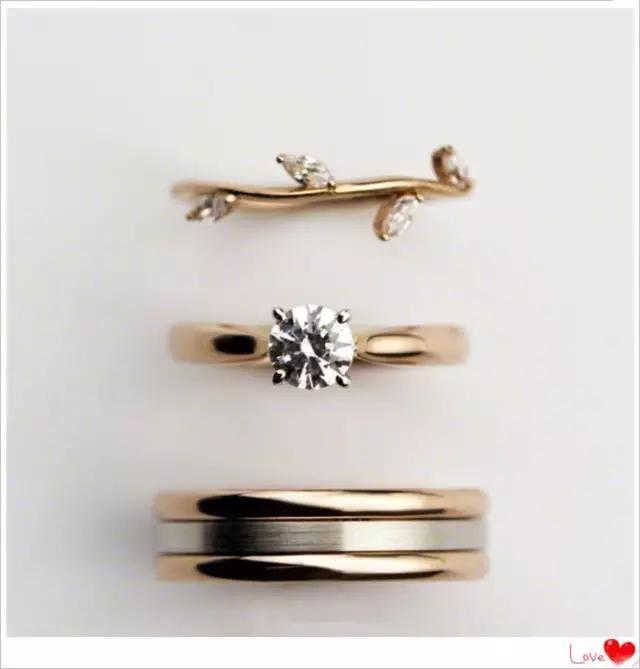 女人结婚,到底是买钻戒还是买对戒?