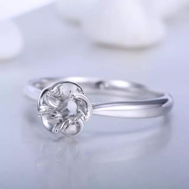 钻石镶嵌三爪、四爪、六爪代表什么寓意?