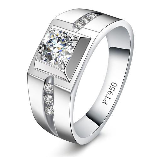 铂金戒指怎么样?铂金钻戒如何挑选?