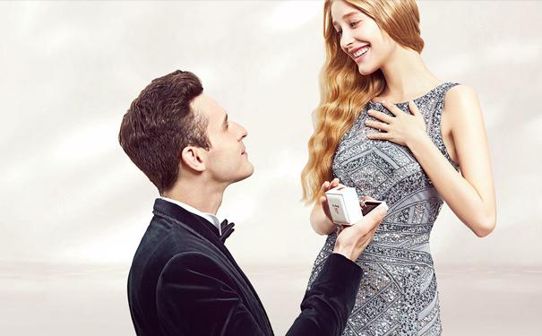 巴中求婚戒指买什么牌子比较好?